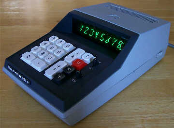 Burroughs C3260 Electronic Calculator