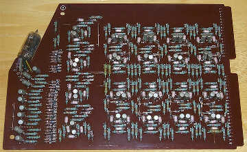 Friden 1112 Circuit Board
