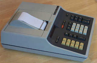 Hewlett Packard 46 Electronic Calculator