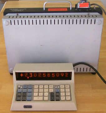 Wang 362E Calculator