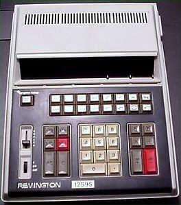 Casio <i>fx-1</i> Desktop Scientific Calculator